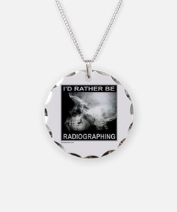 RADIOGRAPHING Necklace