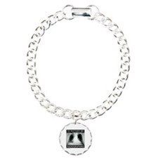 RADIOGRAPHING Charm Bracelet, One Charm