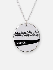TRANSCRIPTIONIST Necklace