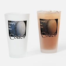 BASEBALL/SOFTBALL Drinking Glass