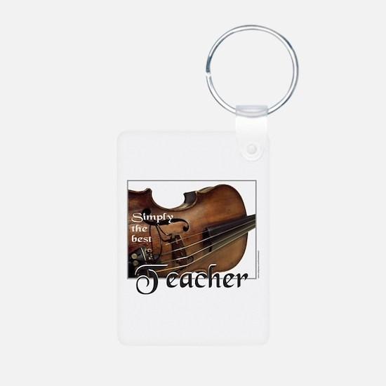 BEST TEACHER Keychains