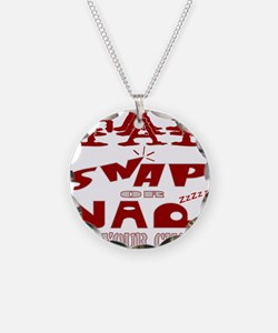 TAP SNAP OR NAP Necklace