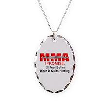 MMA MIXED MARTIAL ARTS Necklace