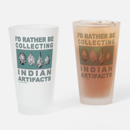 ARROWHEAD COLLECTOR Drinking Glass