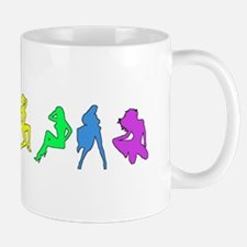 Rainbow Girls Mug