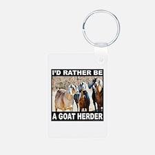 GOAT HERDER Keychains