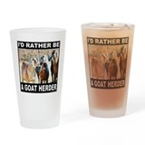 Goat Pint Glasses