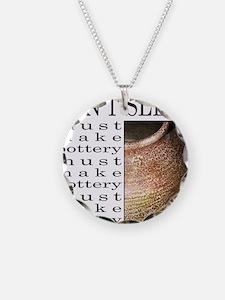POTTER/POTTERY Necklace
