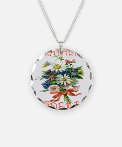 I'D RATHER BE GARDENING Necklace