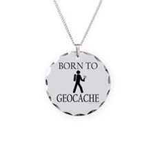 BORN TO GEOCACHE Necklace