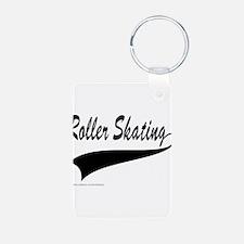 ROLLER SKATING Keychains