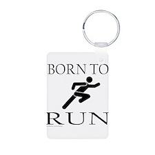 BORN TO RUN Keychains