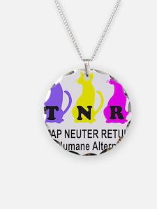 TRAP NEUTER RETURN Necklace