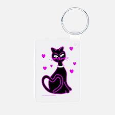 VINTAGE CAT Keychains