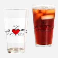 AMERICAN BOBTAIL Drinking Glass