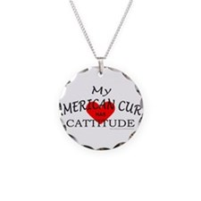 AMERICAN CURL Necklace