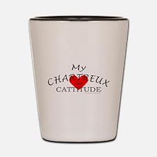 CHARTREUX Shot Glass