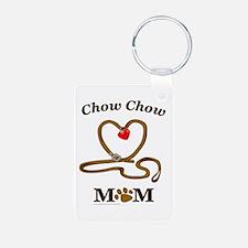 CHOW CHOW Keychains