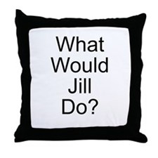 Jill Throw Pillow