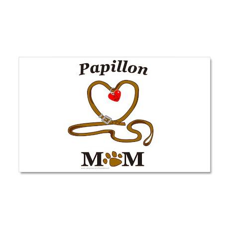PAPILLON Car Magnet 20 x 12