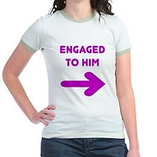 Engaged Arrow T