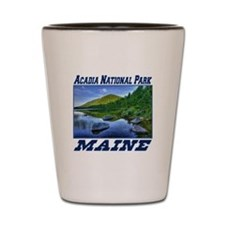 Acadia National Park, Maine Shot Glass