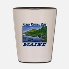 Acadia National Park, Maine Shot Glass