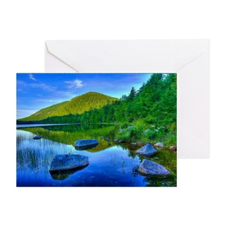 Acadia National Park, Maine Greeting Cards (Pk of