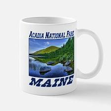 Acadia National Park, Maine Small Mugs