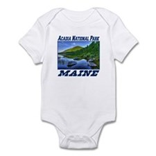 Acadia National Park, Maine Onesie