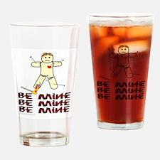 VOODOO VALENTINE'S DAY Drinking Glass
