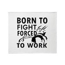Born to Capoeira Fight forced to work Stadium Bla