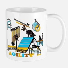 Agility and Dog Sports Mug