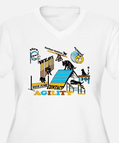 Agility and Dog Sports T-Shirt
