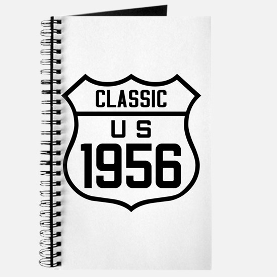 Classic US 1956 Journal