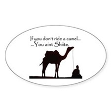 Shiite Camel - BLK - Decal