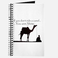 Shiite Camel - BLK - Journal