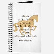 Cute Horse sayings Journal