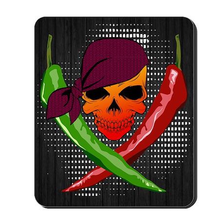 Pepper Pirate Mousepad