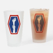 Funny Oldsmobile 442 Drinking Glass