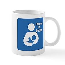 Nursing in Public Mug