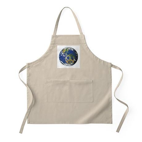 Peace On Earth BBQ Apron
