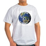 Peace On Earth Light T-Shirt