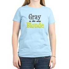 Gray Is The New Blonde T-Shirt
