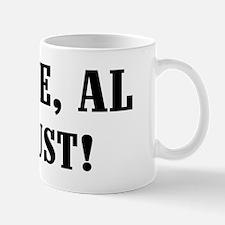 Mobile or Bust! Mug