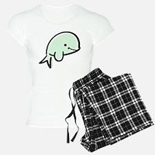 Cute Baby Beluga Pajamas
