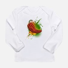 Pepper Season Long Sleeve Infant T-Shirt