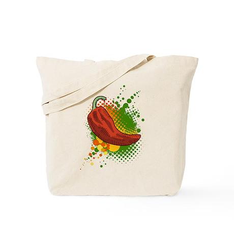 Pepper Season Tote Bag