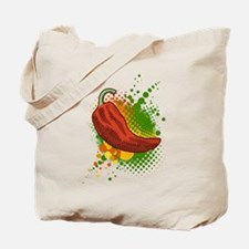 Pepper Season Tote Bag