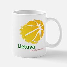 Eurobasket 2011 Lithuania Mug
